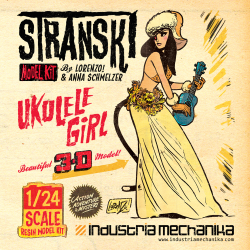 1/24 Stranski Ukulele Girl [Coming Soon!]