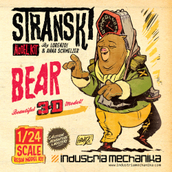 1/24 Stranski Bear [Coming Soon!]