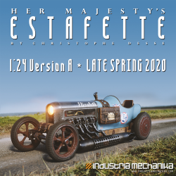 1:24 Scale Estafette - Version A [Coming Spring 2020]