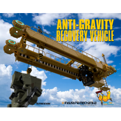 Anti-Gravity Recovery Vehicle (3D PRINT FILES ONLY)