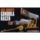 Anti-Gravity Gondola Racer and Cart (3D PRINT FILES ONLY)