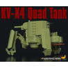 KV-X4 Walking Tank (3D PRINT FILES ONLY)