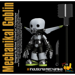 Mechanikal Goblin (3D PRINT FILES ONLY)