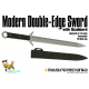 Modern Double-Edged Sword (3D PRINT FILES ONLY)
