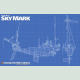 Ian McQue's Sky Mark Buoy