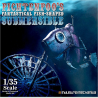 FichtenFoo's Fantastical Fish-Shaped Submersible