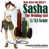 1/35 Sasha The Welding Girl
