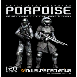 1/20 Porpoise Shock Troopers