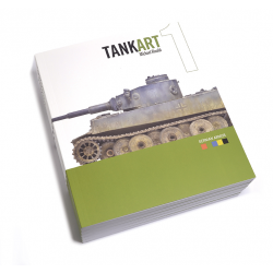 TANKART 1 German Armor