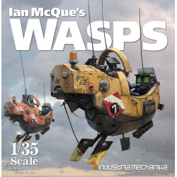 Ian McQue's Wasps (PREORDER Batch 2)