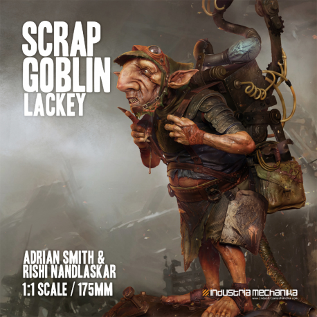 Scrap Goblin Lackey