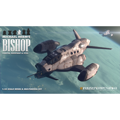 Michael Herm's Bishop