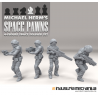 1/35 Space Pawn Soldiers